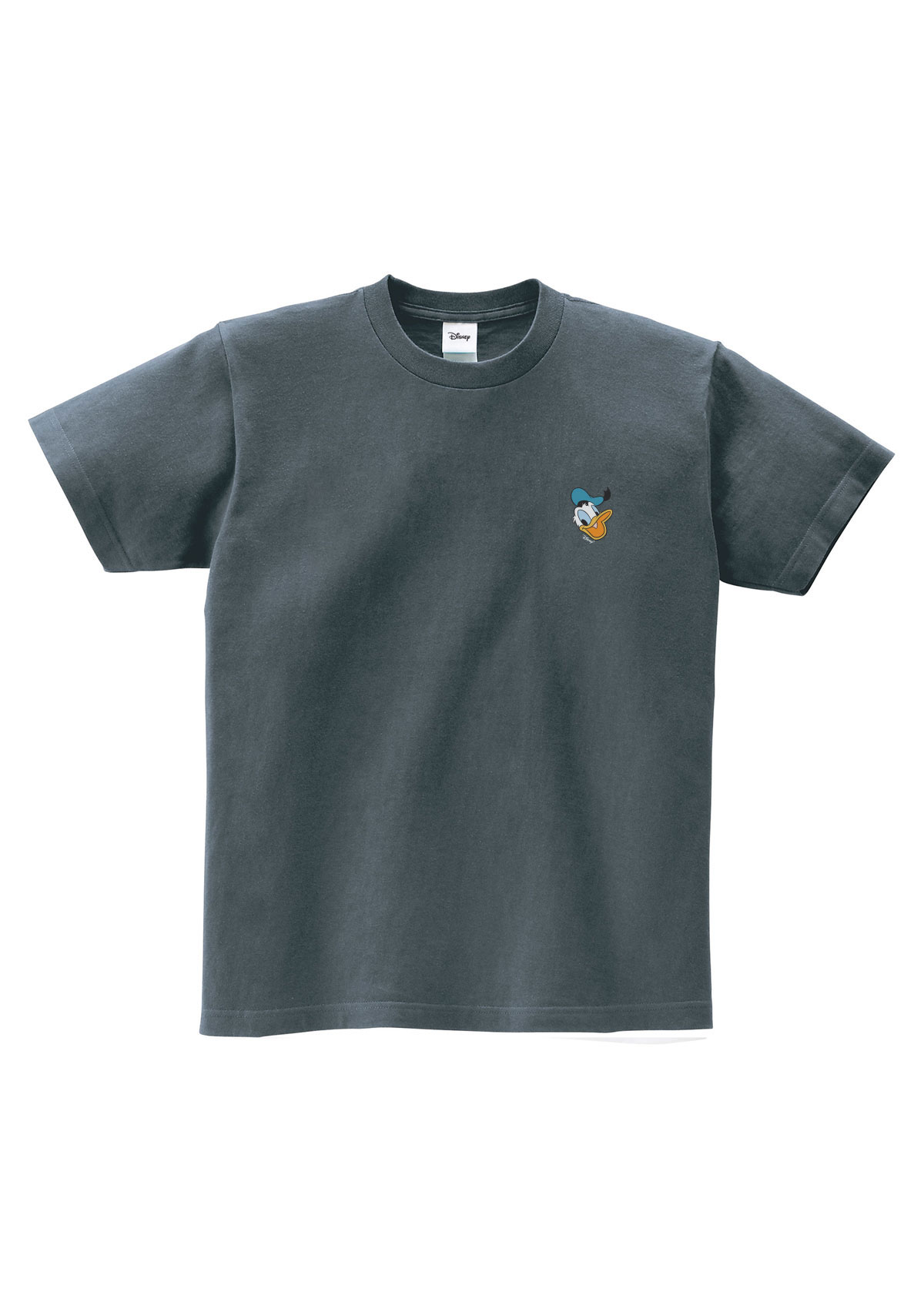 ORI Smile Duck T-Shirt (Charcoal)