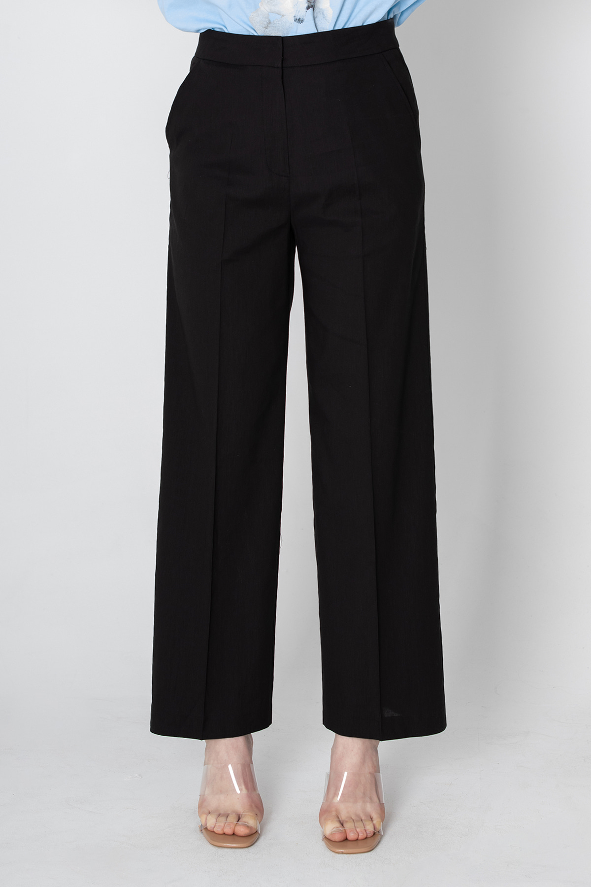 POOCION Basic Trouser (Black)